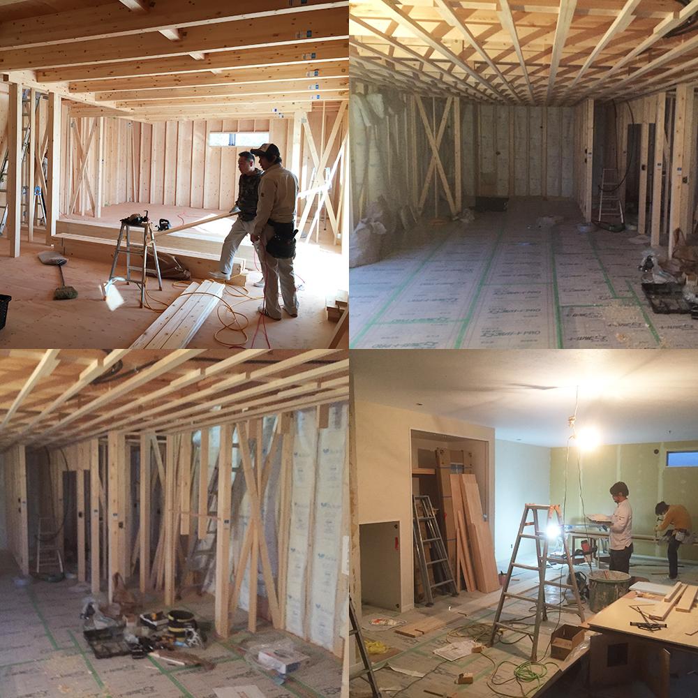 新築一戸建て施行事例